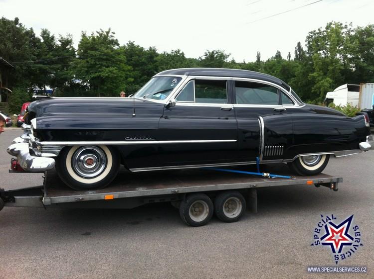 Cadillac fleetwood 4 door sedan 1952 for 1949 cadillac 4 door sedan