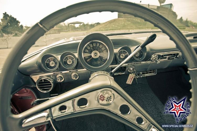 Chevrolet Impala 1959 - foto David Konopáč