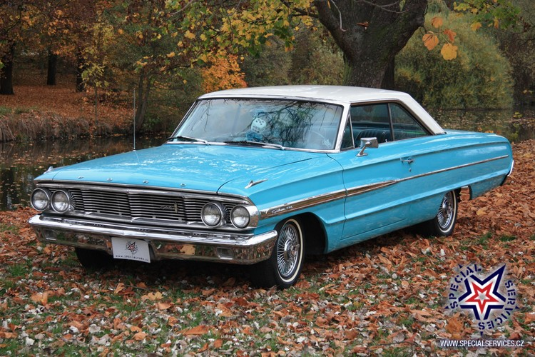 ford galaxie 500 xl 1964. Cars Review. Best American Auto & Cars Review